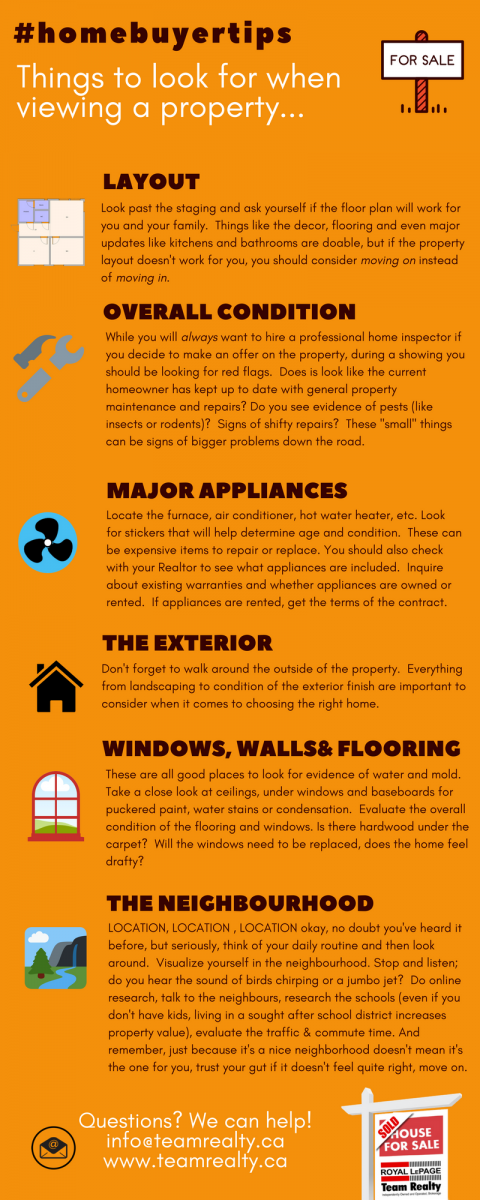 Viewing tips for Buyers graphic-2