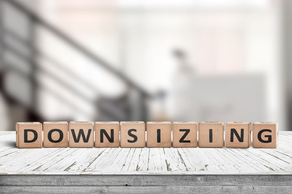 Time to Consider Downsizing?